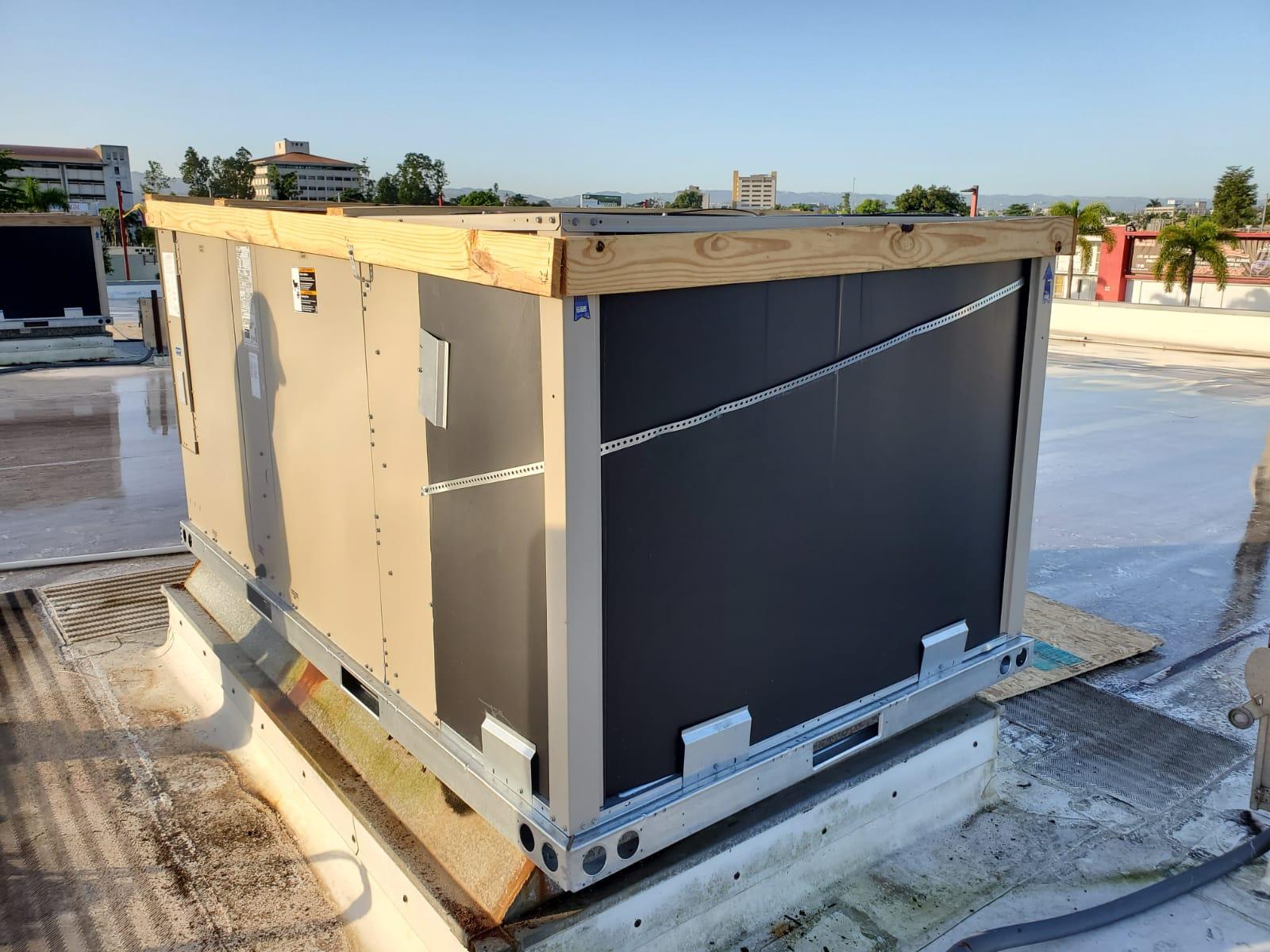 HVAC-Roof-Top-Unit
