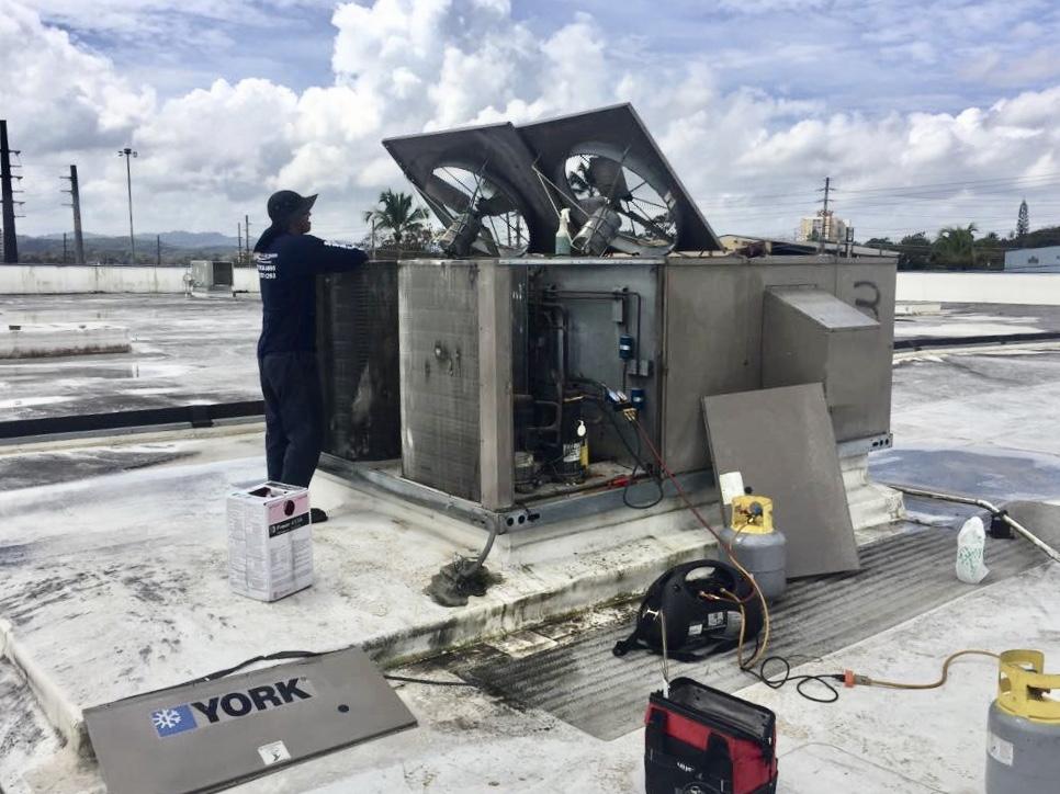 HVAC-Commercial-Maintenance